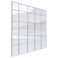 UNIVERS® 54 CURTAIN WALL FAÇADE ITALIAN WINDOW