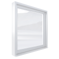 ESPACE® O.C. 70 TH WINDOW (side-hung,  tilt-turn) 1 LEAF