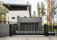 free-standing gate stem