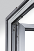 fixed transom window and tilt-turn window - kalory