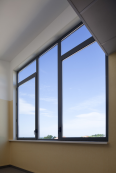 fixed sill window and tilt-turn window - kalory