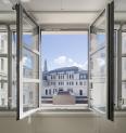 Fixed Transom Window and Tilt-Turn Window - KALORY SPECI'AL K