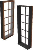 Ultra Door Sidelite Inswing Entrance Direct Set Handicap Sill