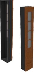 Ultra Door Sidelite Inswing Entrance Panel Glass Handicap Sill