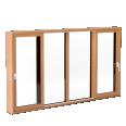 glass sliding door active type s