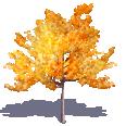 generic autumn tree 3