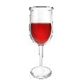dessert wine glass sauternes