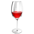 red wine glass cabernet