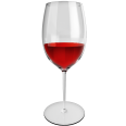 red wine glass cabernet – merlot