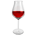 red wine glass pinot noir variant