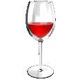red wine glass zinfandel
