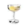 sparkling wine glass vintage