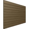 Facade Couleur Brun terre