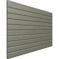 facade couleur gris pierre