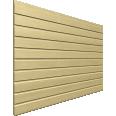 facade couleur ivoire clair