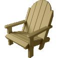 fauteuil bas
