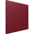 Panneau mural Rouge Basque