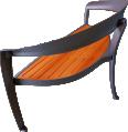 wooden bench 1