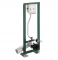 18460 presto floor mounted frame wc plus presto p1000 xla dva dual flush