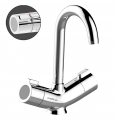 75712 Presto Sanifirst MASTERMIX thermostatic washbasin one-hole mixer-Deck-mounted without drainage