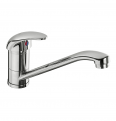 75391 PRESTO Sanifirst Sink mixer with swivel spout LVL0