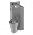 71710 PRESTO Combination unit Washbasin and Left WC - Rear Installation LVL0