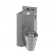 71714 PRESTO Combination unit Washbasin and Right WC - Rear Installation LVL0