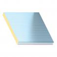 Bardage Micro-Rib MR avec isolant PIR