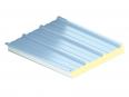 toiture trapezoidal de couverture ks1000 rw avec isolant pir
