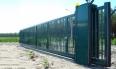portail coulissant sur rail a45 cr motorisé
