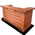 Palette Wood Bar 2