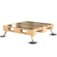 palette wood low table 1