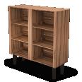 Palette Wood Rangement 2
