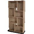 Palette Wood Wall Shelf 7