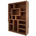 palette wood wall shelf 16