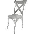metal chair 1