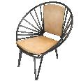 metal chair 3