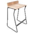 metal chair 12