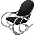 metal chair 17