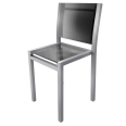 metal chair 18