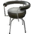 metal chair 19