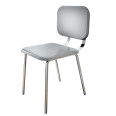metal chair 21