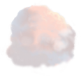Image - Entourage - Clouds Large 2 Pink Stylized