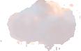 image - entourage - clouds large 4 pink stylized