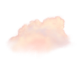 Image - Entourage - Clouds Medium 2 Pink Stylized