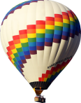 air balloon 9