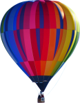 air balloon 15