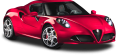 alfa romeo 4c car 1