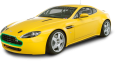 Aston Martin Vantage N24 Yellow Car 9