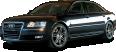Image - Entourage - Audi A8 Black Car 10